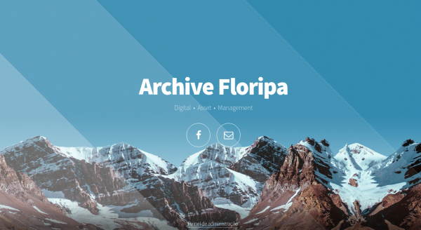 Archive Floripa   Digital Asset Management